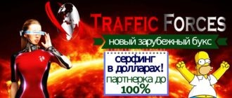 Traffic forces букс